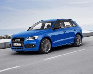2016 Audi SQ5 TDI Plus Performance
