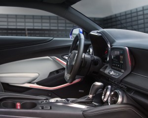 2016 Chevrolet Camaro Front Seats Photo