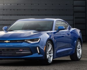 2016 Chevrolet Camaro Front Side Preview