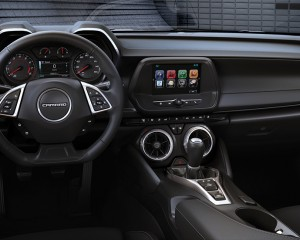2016 Chevrolet Camaro Interior Dashboard