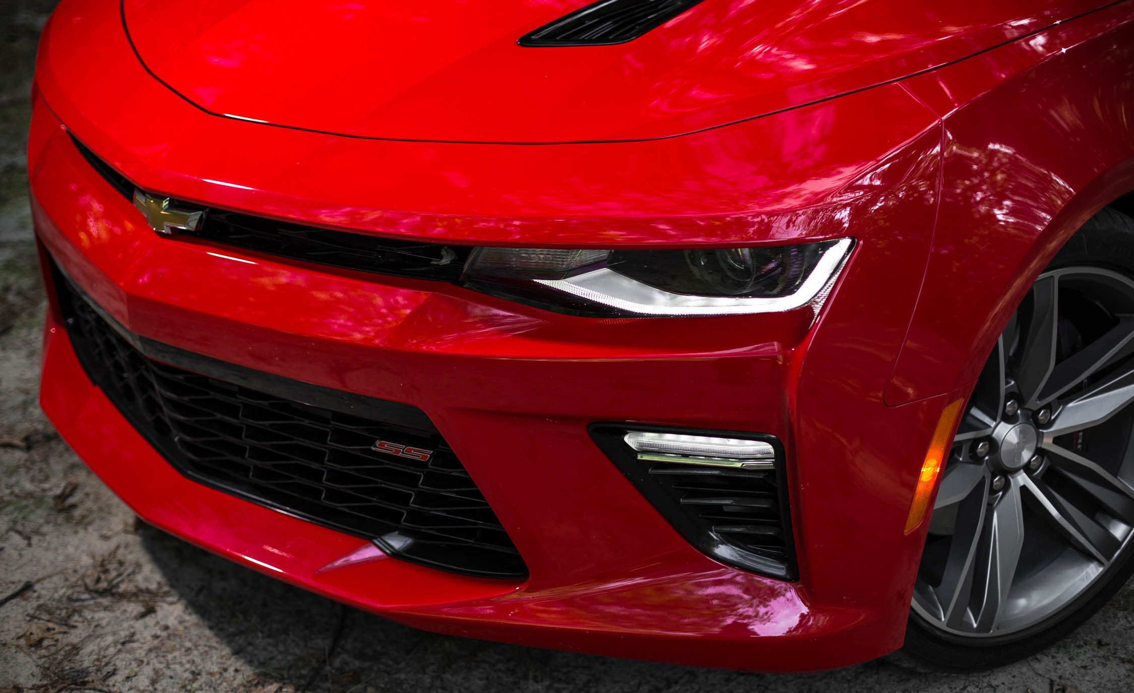 2016 Chevrolet Camaro SS Exterior Front Bumper