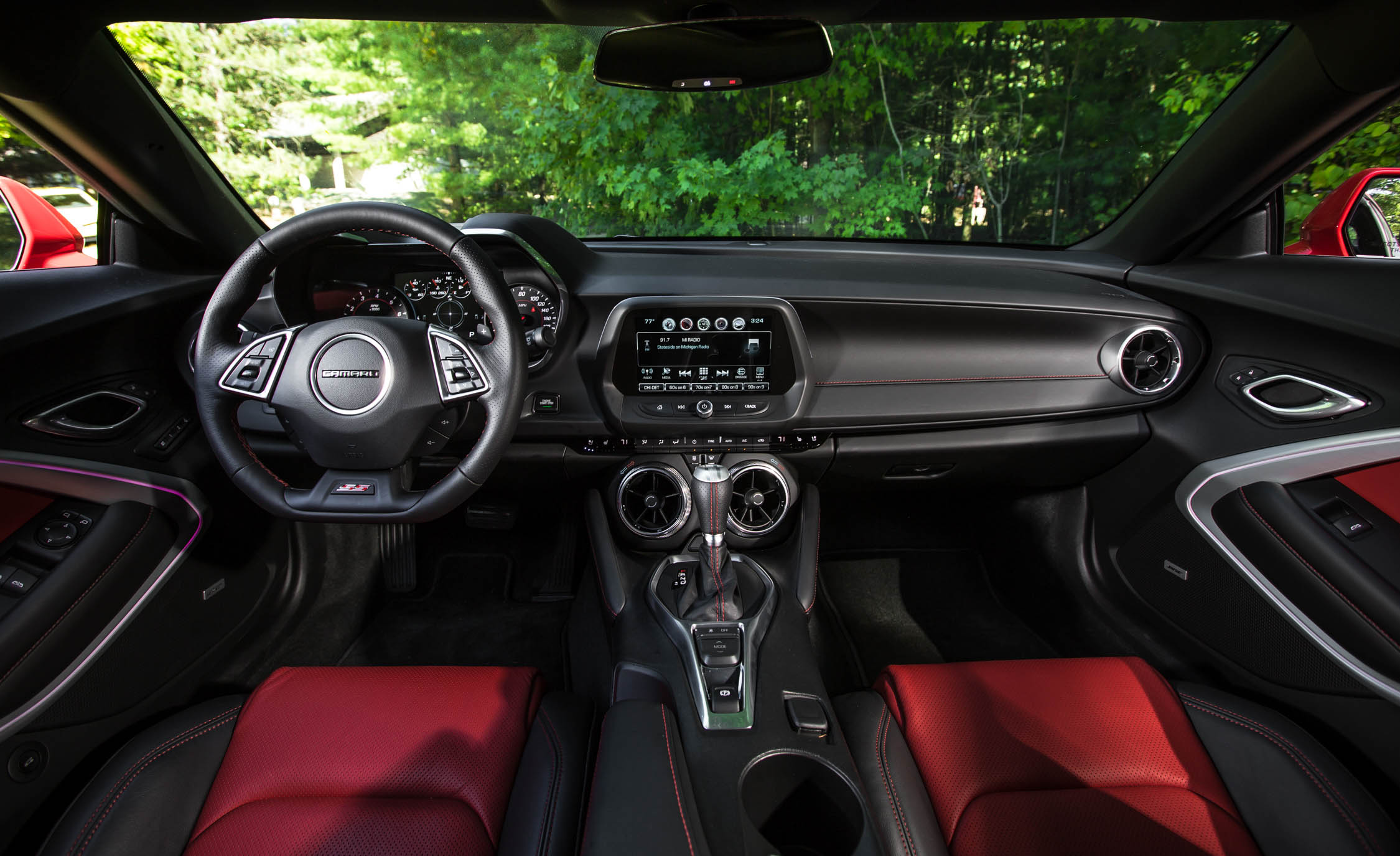 2016 chevrolet ss interior - photo #8