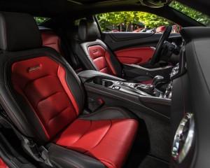 2016 Chevrolet Camaro SS Interior Front Passenger Seat