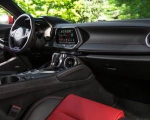 2016 Chevrolet Camaro SS Interior Passenger Dash