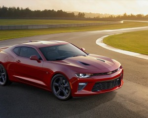 2016 Chevrolet Camaro Six