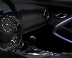 2016 Chevrolet Camaro Six Cockpit
