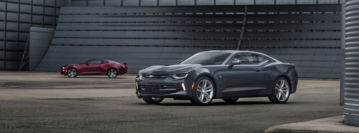2016 Chevrolet Camaro Six Preview
