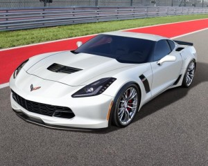 2016 Chevrolet Corvette Z06 Supercar