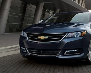 2016 Chevrolet Impala Full-Size Sedan