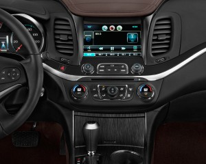 2016 Chevrolet Impala Head Unit and Panels