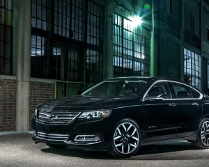 2016 Chevrolet Impala Midnight Edition Preview