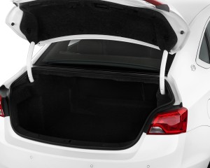 Chevrolet Impala Trunk