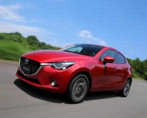 2016 Mazda 2 Road Test