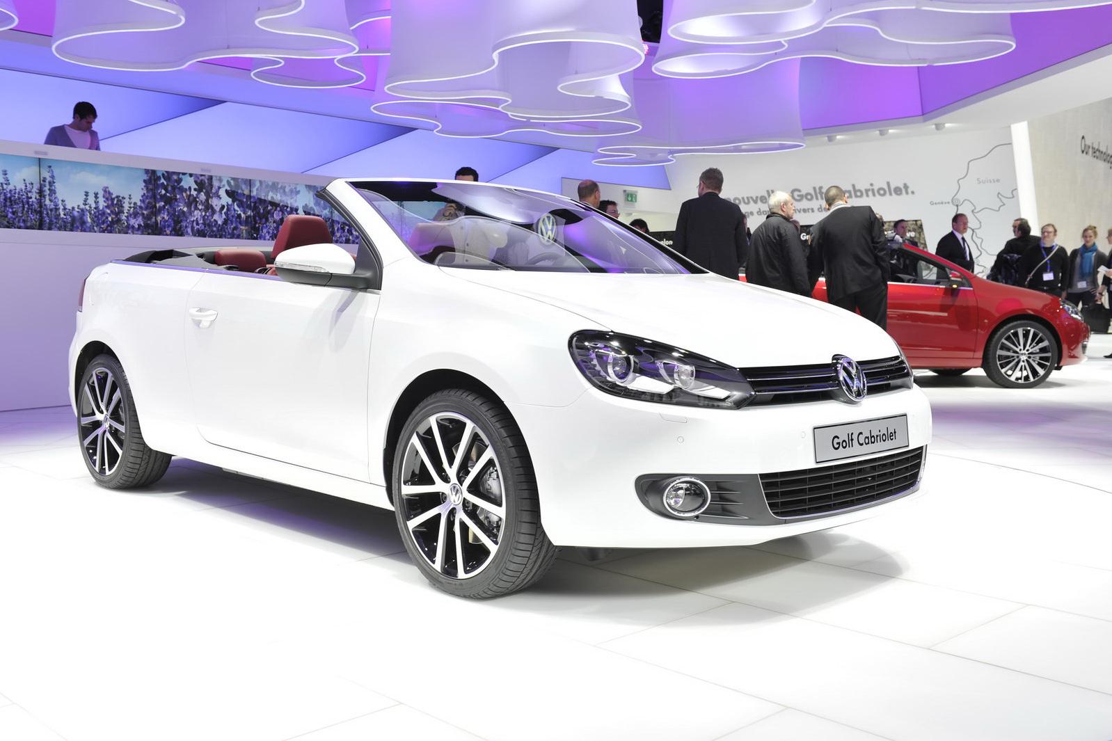2016 Volkswagen Golf Cabriolet Exterior
