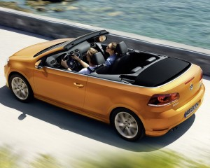 2016 Volkswagen Golf Cabriolet Preview