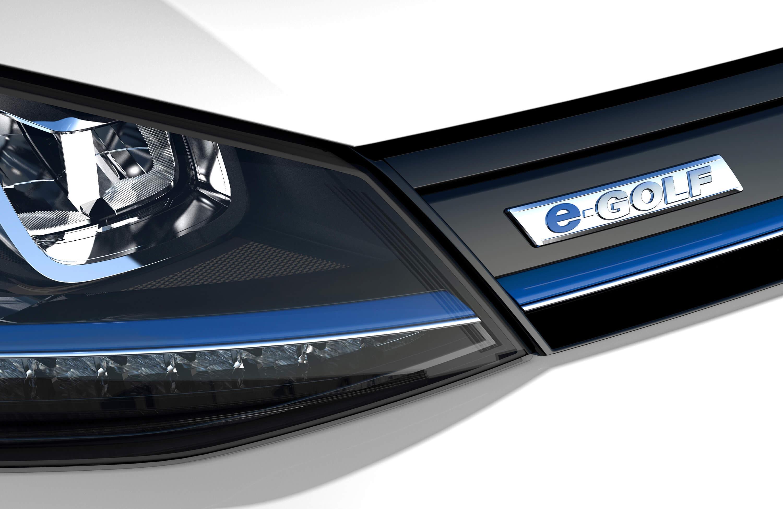2016 Volkswagen e-Golf Headlamp