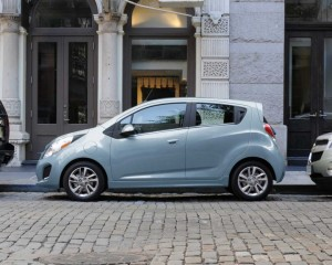 New 2015 Spark EV