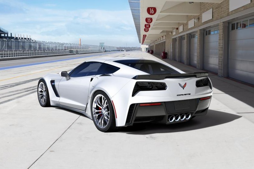 New 2016 Chevrolet Corvette Z06