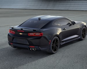 Next-Gen 2016 Chevrolet Camaro