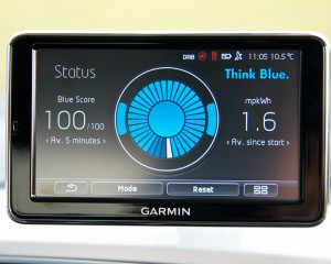 Volkswagen e-Up Head Unit Preview