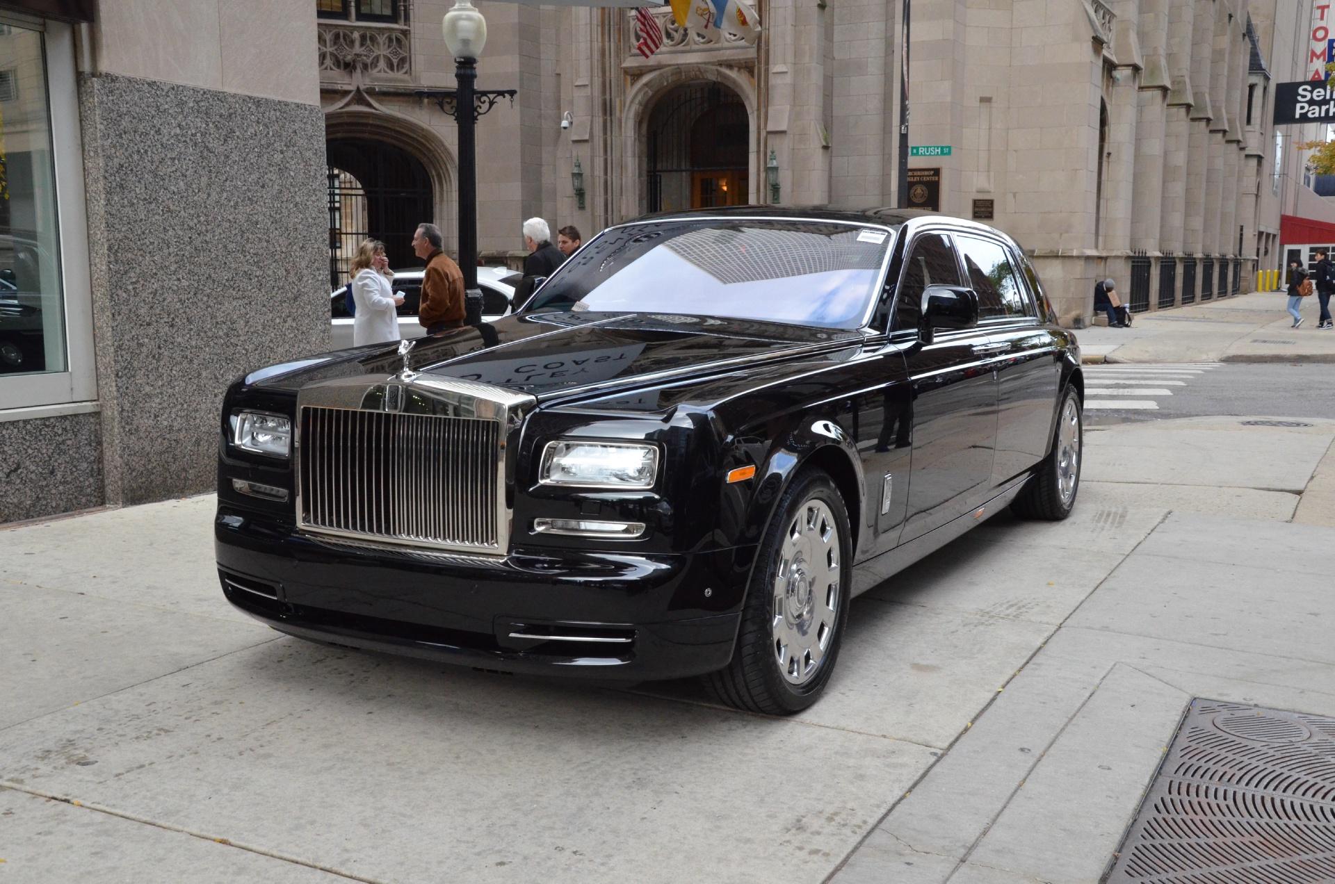 2013 Rolls-Royce Phantom Extended Wheelbase