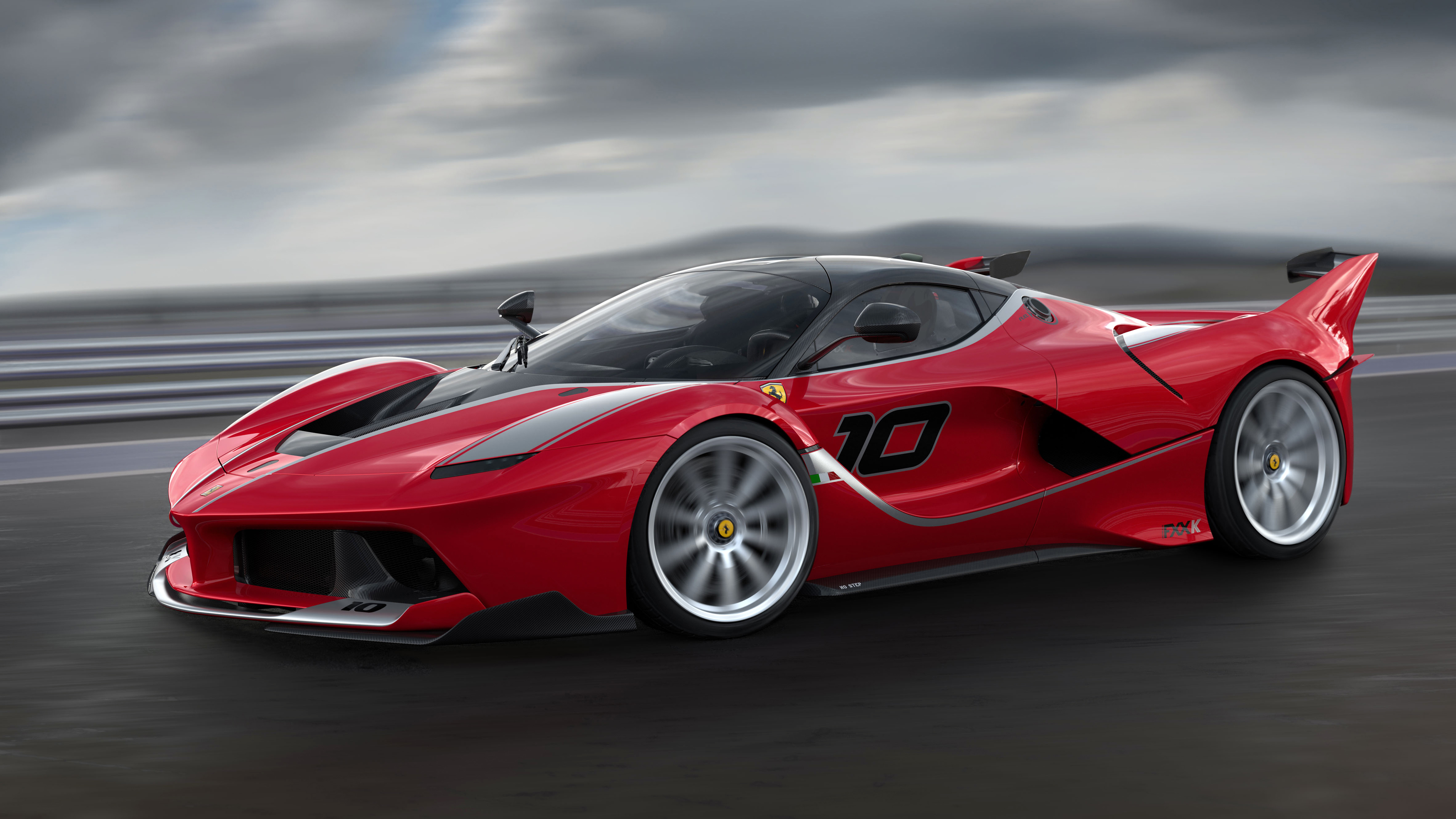 2015 Model Ferrari FXX K