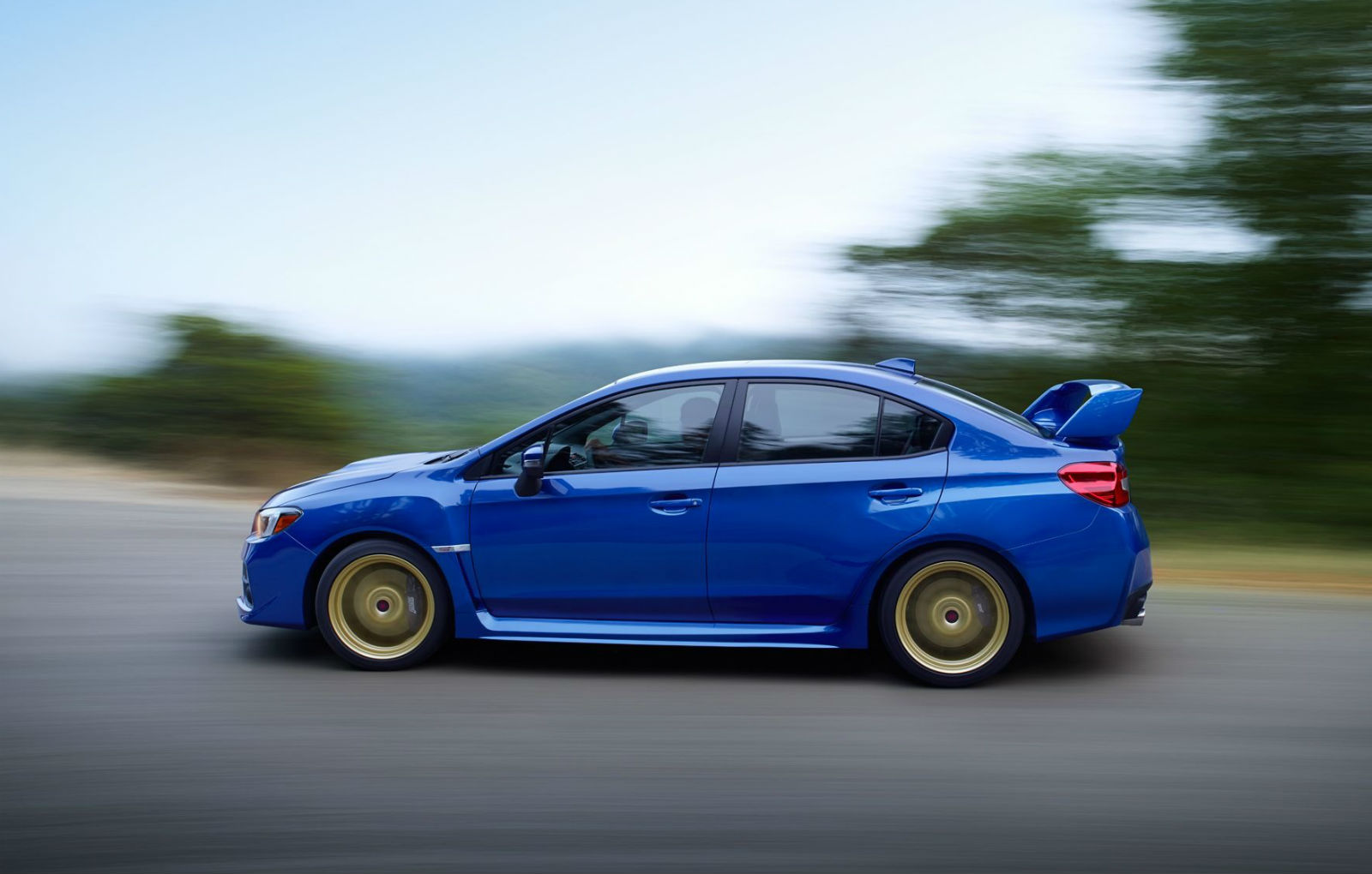 All New 2015 Subaru Wrx Sti 5169 Cars Performance Reviews And Blue With White Rims