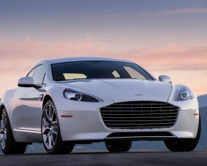 New 2014 Aston Martin Rapide S