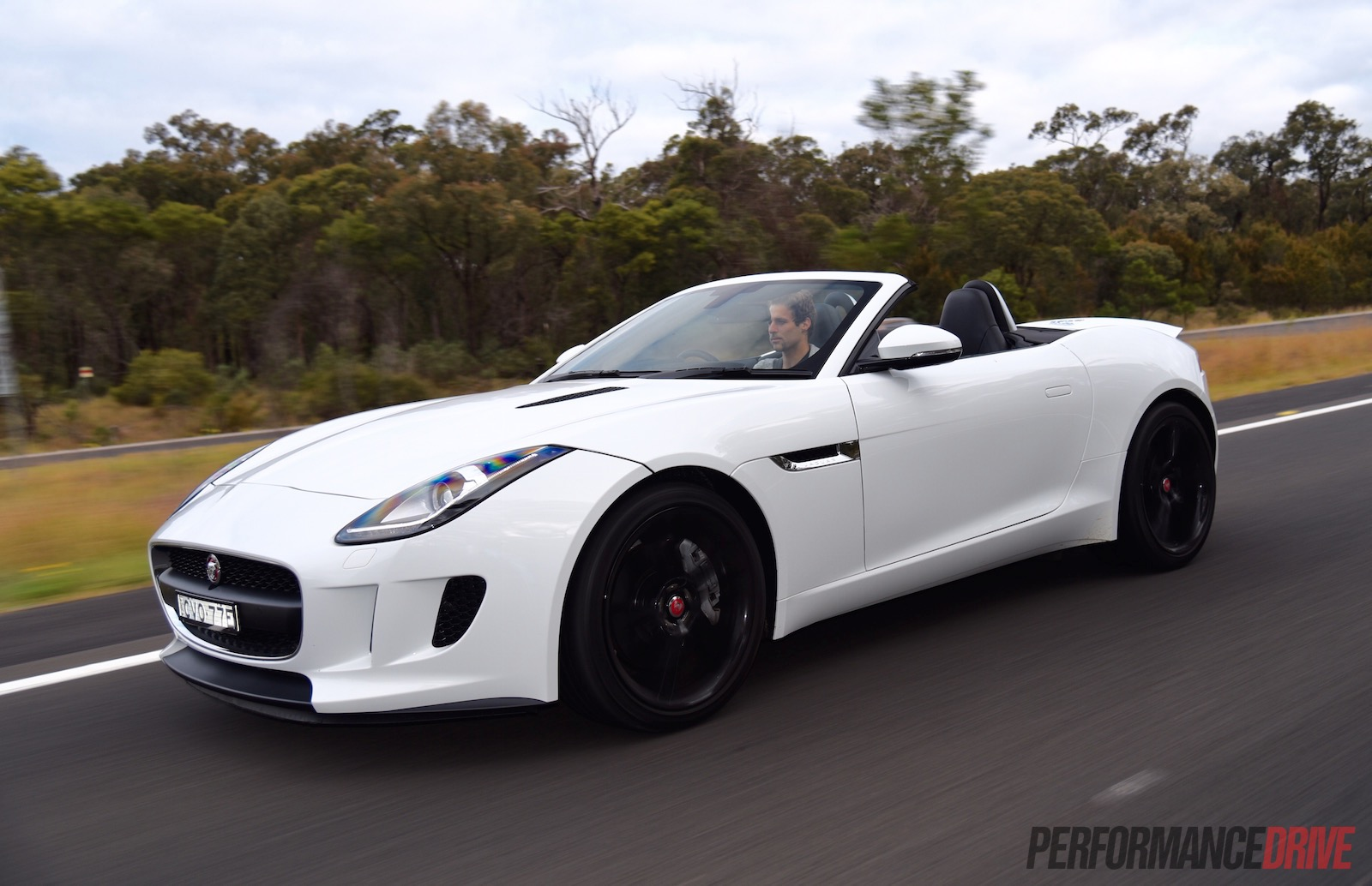 Awesome Review 2015 Jaguar FType V6 5085  Cars Performance Reviews And