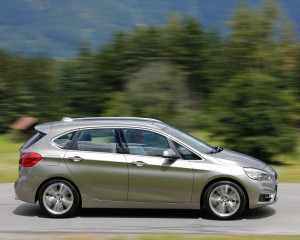2015 BMW 225i Active Tourer Test Drive