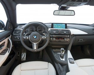 2015 BMW 428i Gran Coupe Interior