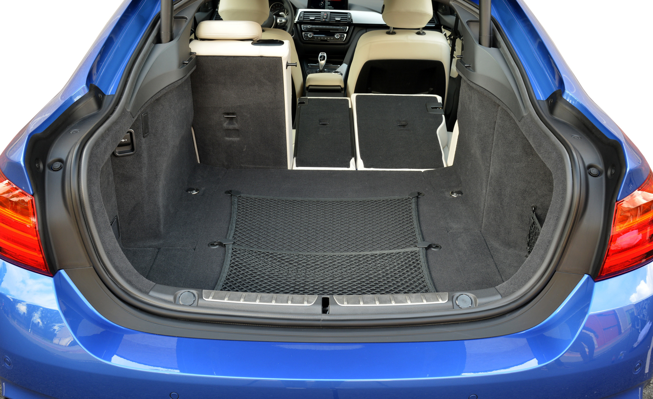 2015 BMW 428i Gran Coupe Interior Cargo