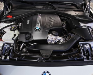 2015 BMW M235i xDrive Turbocharged 3.0-Liter Engine