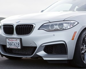 2015 BMW M235i xDrive Exterior Front Body and Bumper