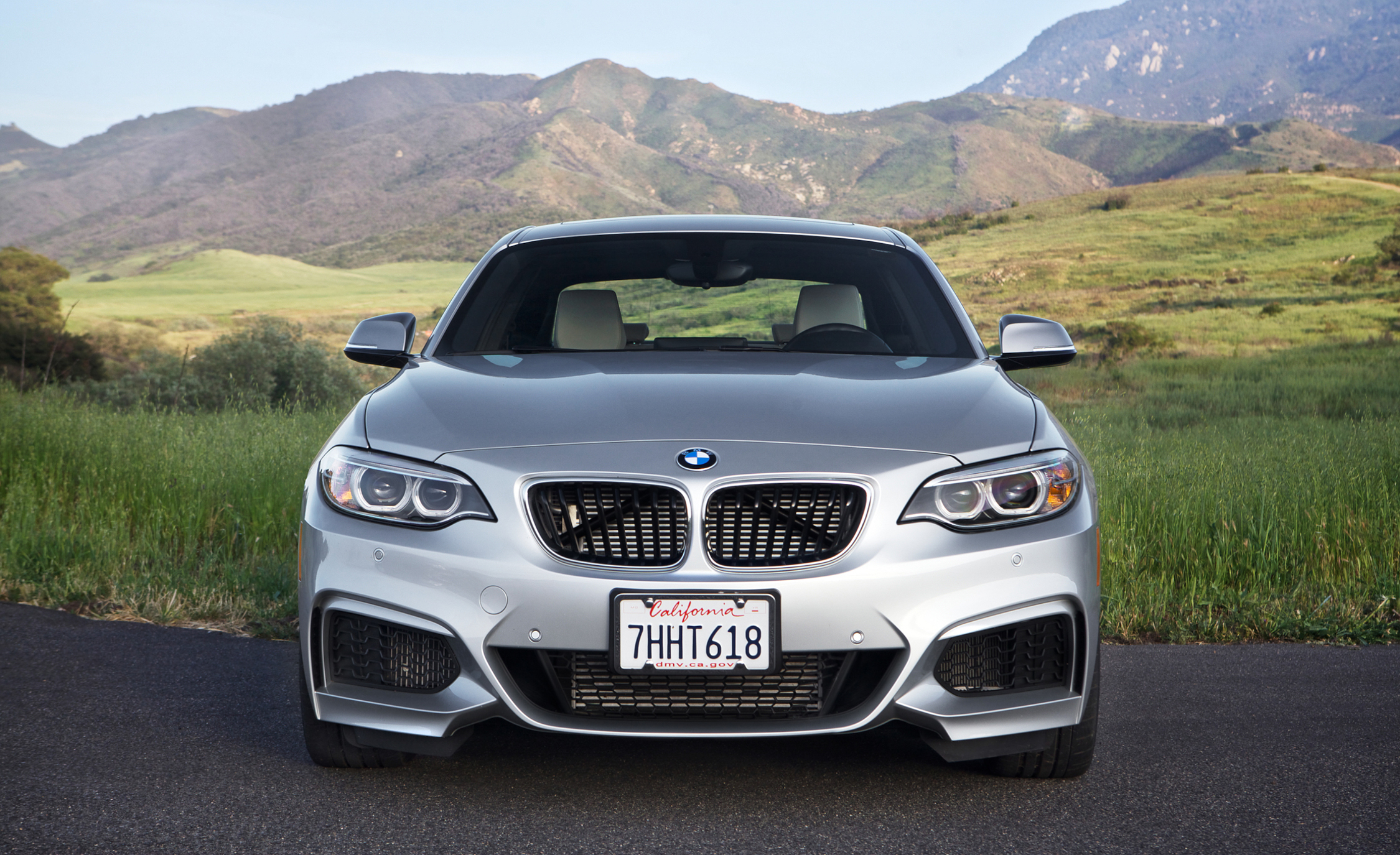 2015 BMW M235i xDrive Exterior Front