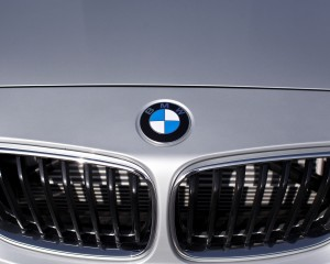 2015 BMW M235i xDrive Exterior Grille and Badge