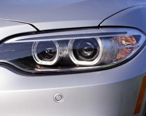 2015 BMW M235i xDrive Exterior Headlight Right