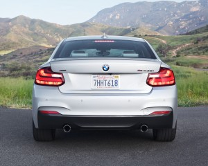 2015 BMW M235i xDrive Exterior Rear