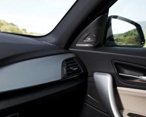 2015 BMW M235i xDrive Interior Corner Speaker