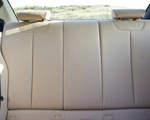 2015 BMW M235i xDrive Interior Rear Passenger Seats