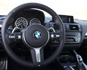 2015 BMW M235i xDrive Interior Steering