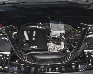 2015 BMW M4 Convertible Twin-Turbocharged 3.0-Liter Inline-6 Engine