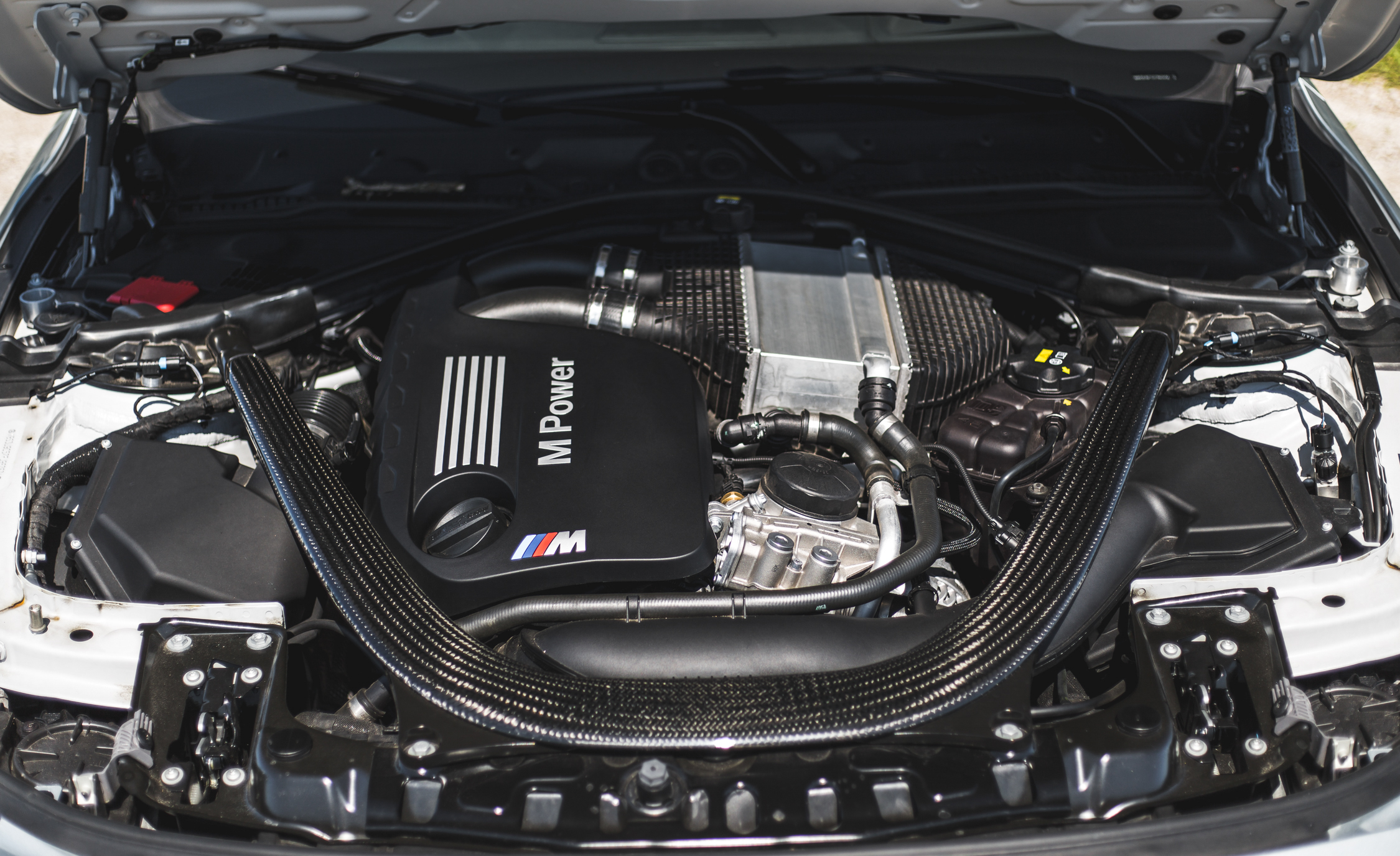 2015 BMW M4 Convertible Twin-Turbocharged 3.0-Liter Inline-6 Engine