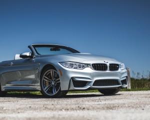 2015 BMW M4 Convertible Exterior
