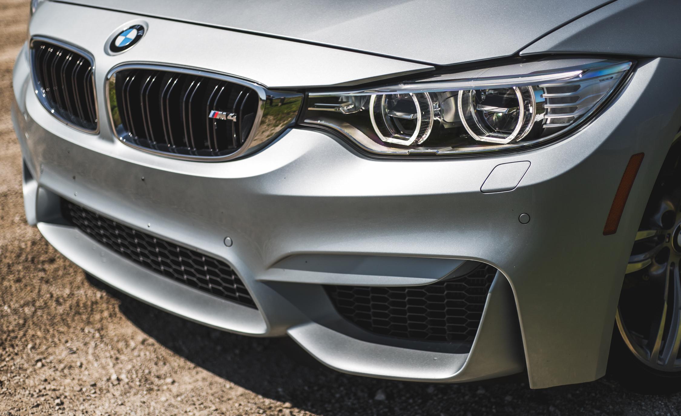 2015 BMW M4 Convertible Exterior Bumper