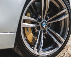 2015 BMW M4 Convertible Exterior Wheel