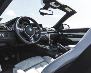 2015 BMW M4 Convertible Interior Cockpit