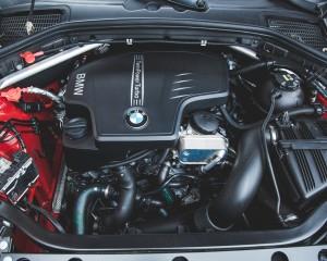 2015 BMW X4 xDrive28i Turbocharged 2.0-Liter Engine