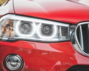2015 BMW X4 xDrive28i Exterior Headlight Left