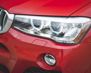 2015 BMW X4 xDrive28i Exterior Headlight Right